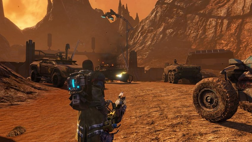 Red Faction (10)
