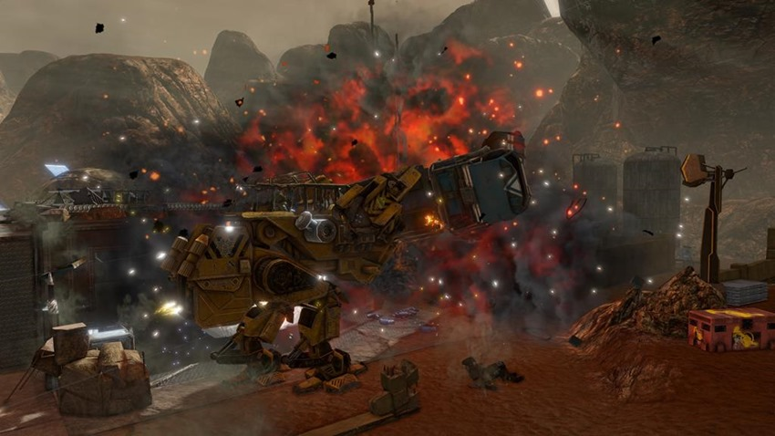 Red Faction (4)