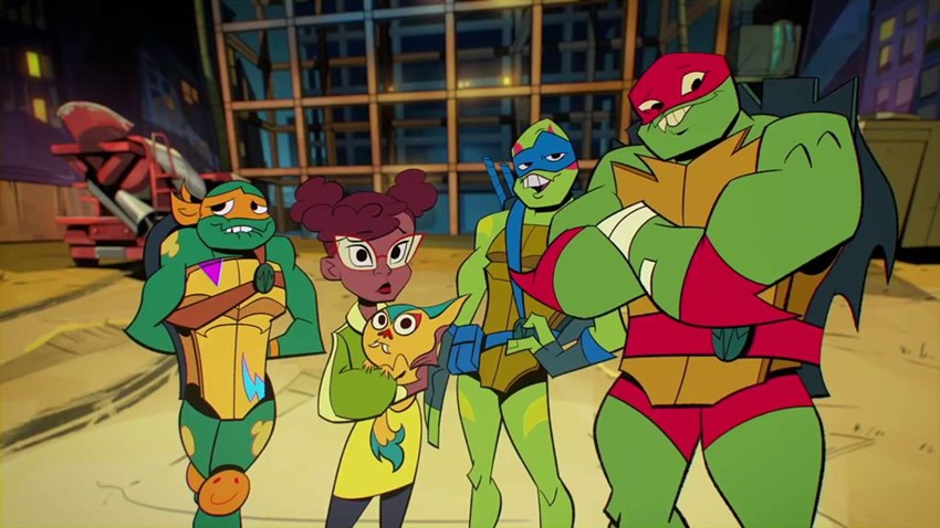 Rise of the Teenage Mutant Ninja Turtles (13)