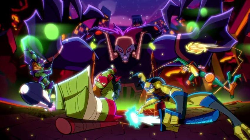 Rise of the Teenage Mutant Ninja Turtles (5)