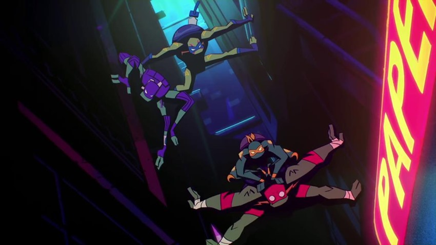 Rise of the Teenage Mutant Ninja Turtles (7)