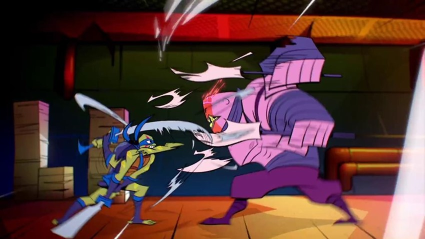 Rise of the Teenage Mutant Ninja Turtles (9)