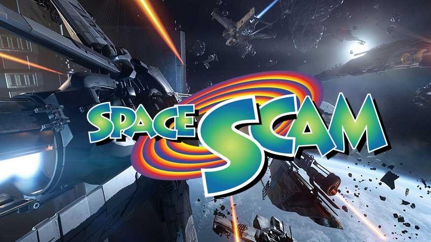 Space-Scam