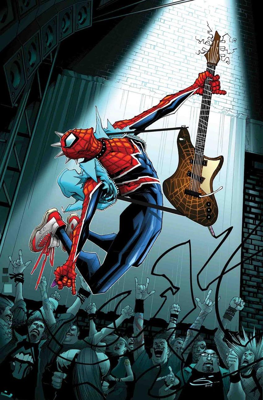 Spider-Geddon (1)