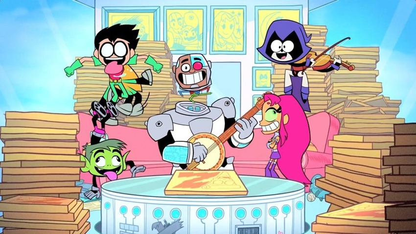 The Ten Most Wonderfully Silly Episodes Of Teen Titans Go - Critical Hit-2093