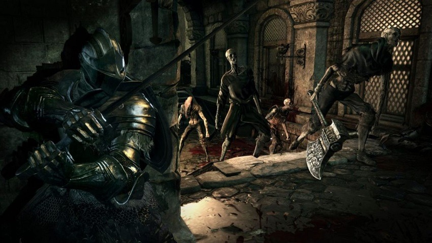 Dark Souls gets a release date for Nintendo Switch 2