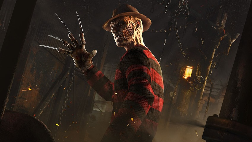 Dead by daylight Freddy