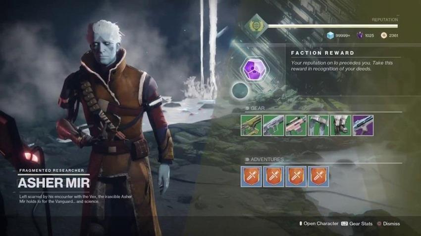 Destiny 2 vendors (2)