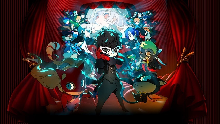 Persona Q2 details revealed, release date announced