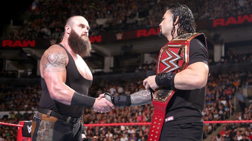 RAW August 27