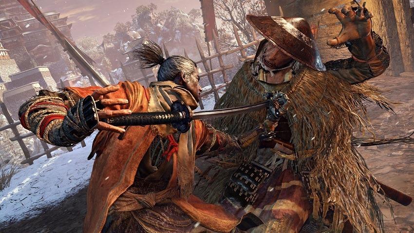 Sekiro Shadows Die Twice shines in new gameplay