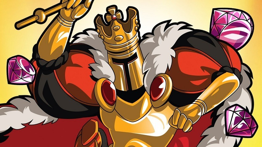 Shovel Knight is getting loads of DLC next april