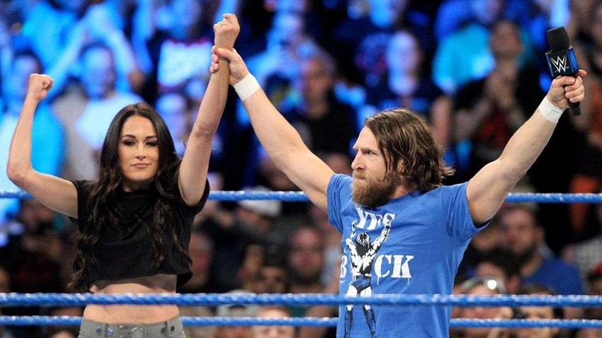 Smackdown LIVE August 21