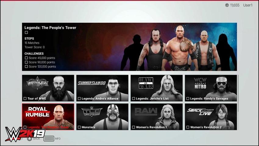 WWE 2K19 Towers (2)