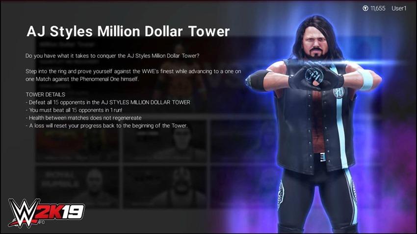 WWE 2K19 Towers (3)