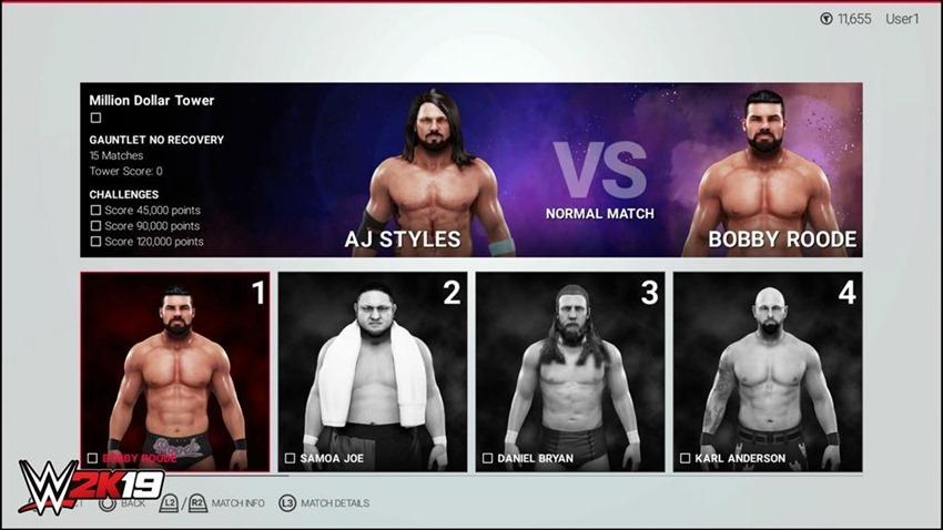 WWE 2K19 Towers (4)