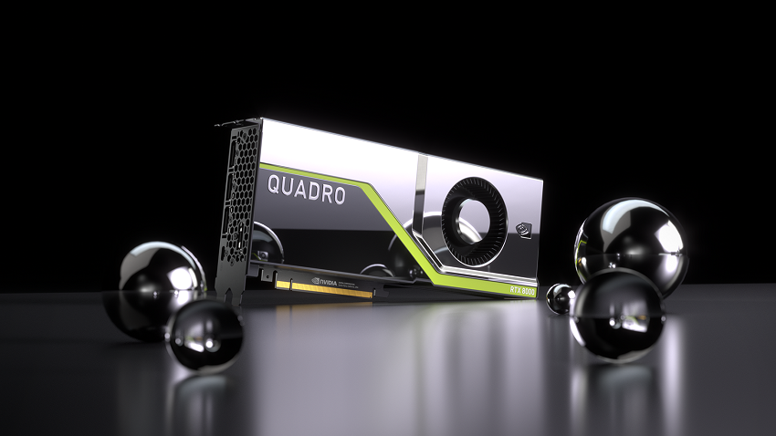 nvidia unveils first Turing GPU for ray tracing