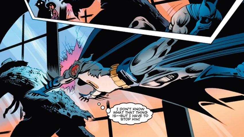Batman Norm Breyfogle (1)