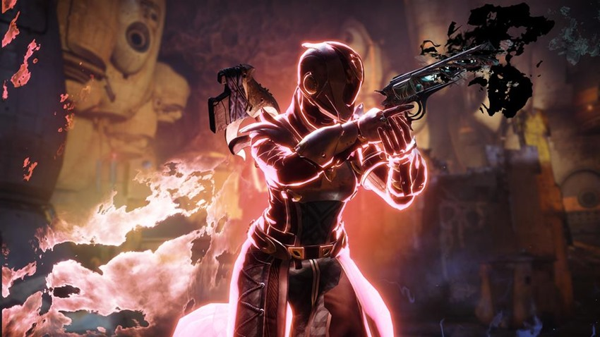 Destiny 2: Forsaken's Ace of Spades quest is brutal, painful