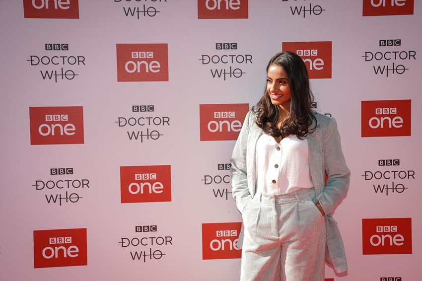 Doctor Who Mandip Gill (2)