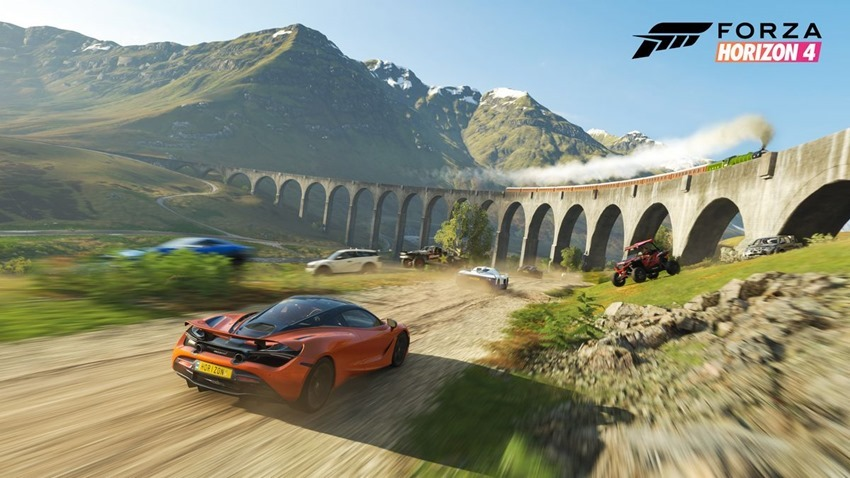 Forza Horizon 4 Reviews Variety Racing