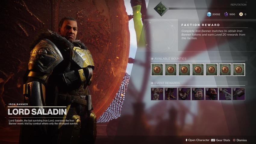 Iron Banner season 4 (2)