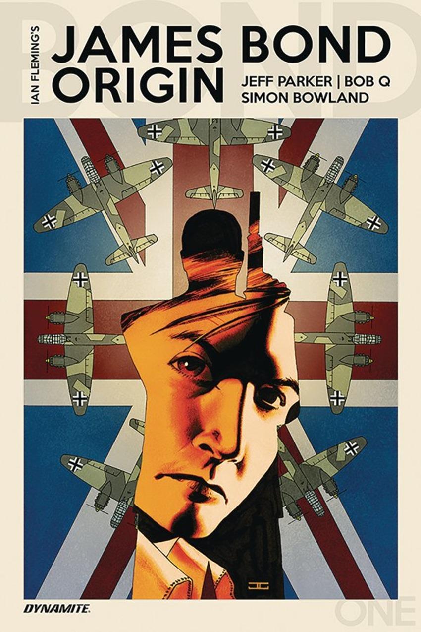 James Bond Origin #1