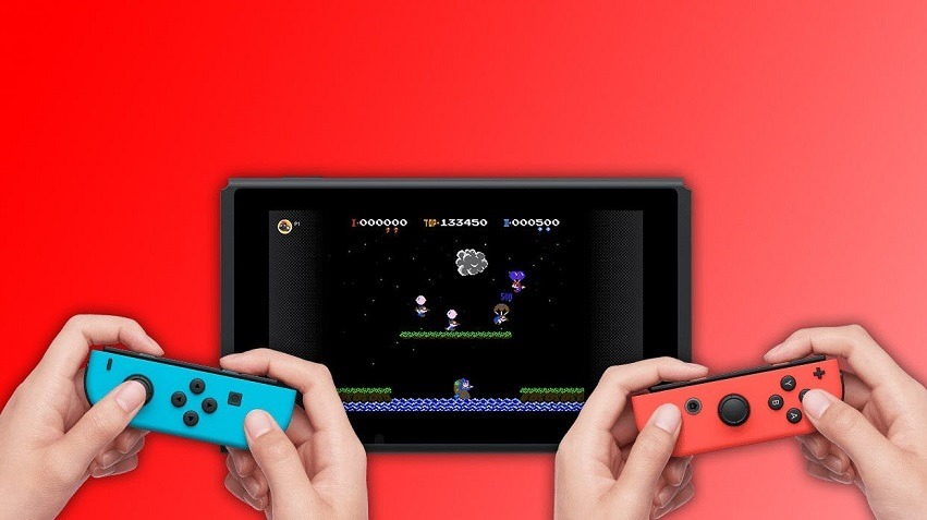 Nintendo Switch Online Service launches next week