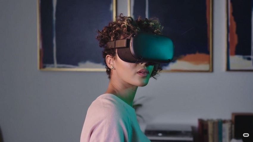 Oculus Quest is a new generation for VR 2