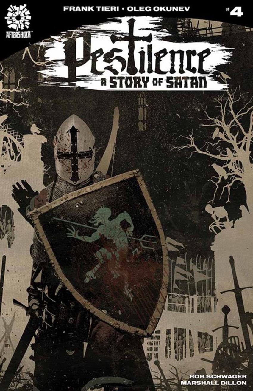 Pestilence A Story of Satan #4