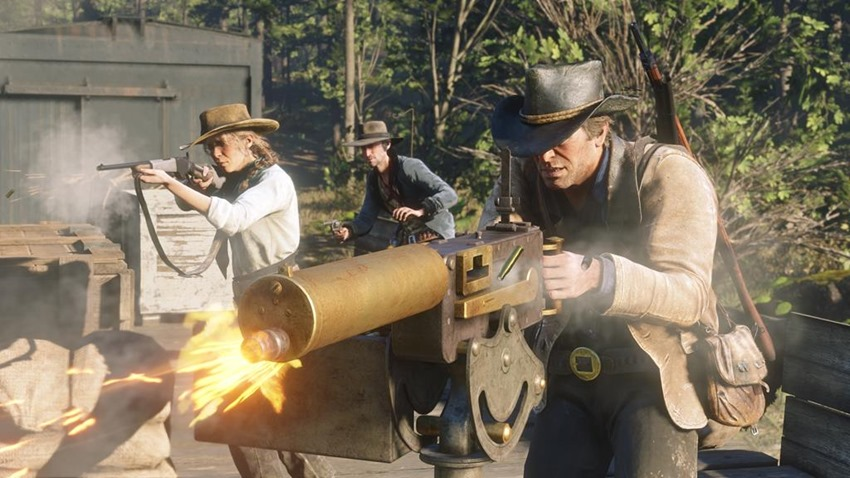 Red Dead Redemption 2 (1)