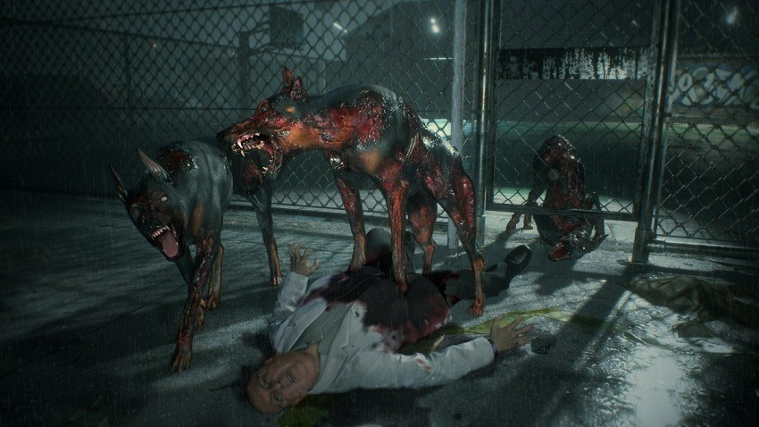 Resident Evil 2 Remake trailer brings the scare