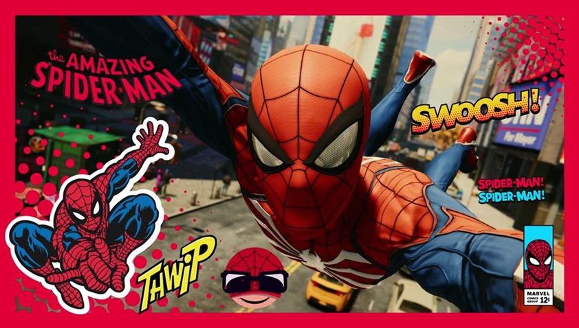 Spider-Man photo mode (2)