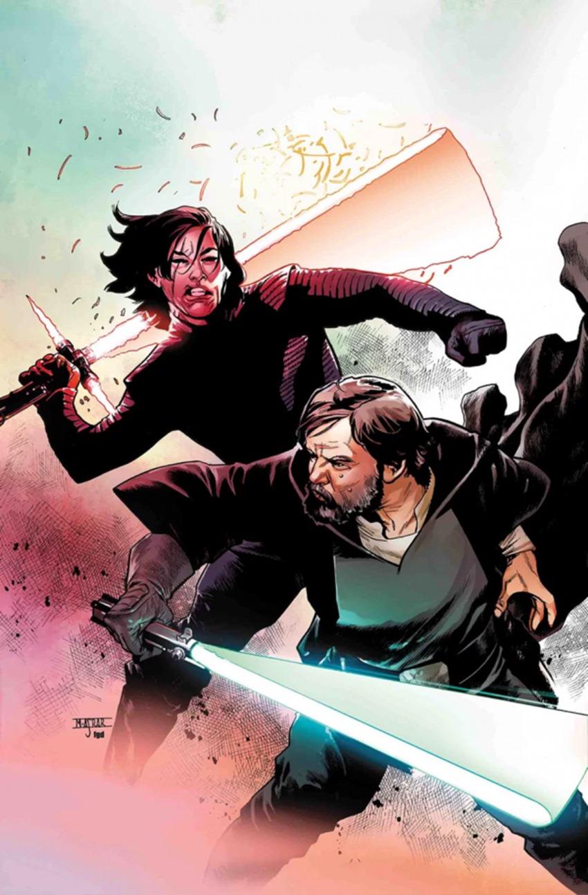 Star Wars The Last Jedi Adaptation #6