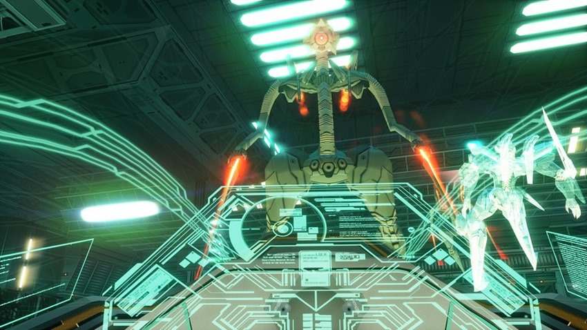 ZONE OF THE ENDERS THE 2nd RUNNER (2)