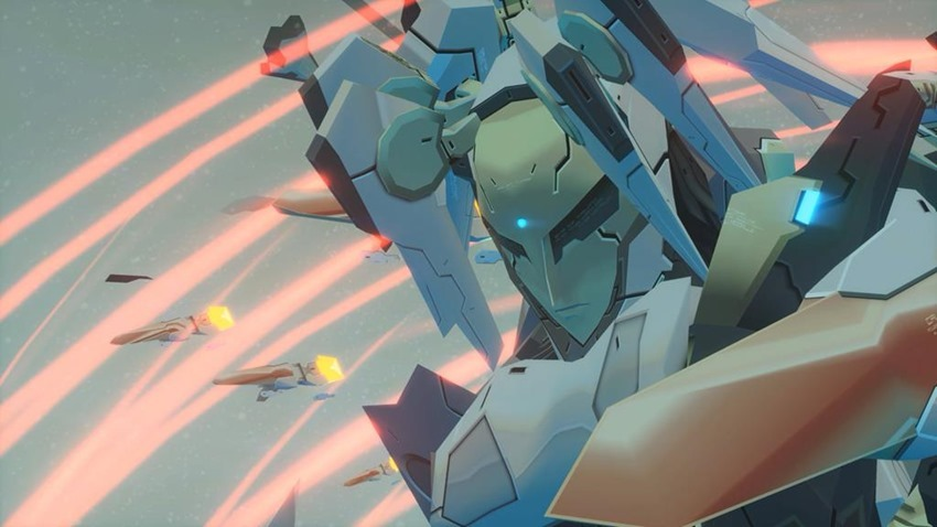 ZONE OF THE ENDERS THE 2nd RUNNER (6)