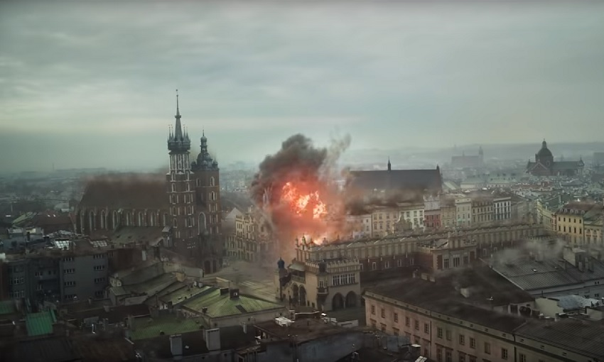 The Cold War never ended in this teaser for Netflix's