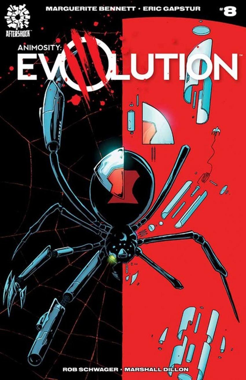 Animosity Evolution #8