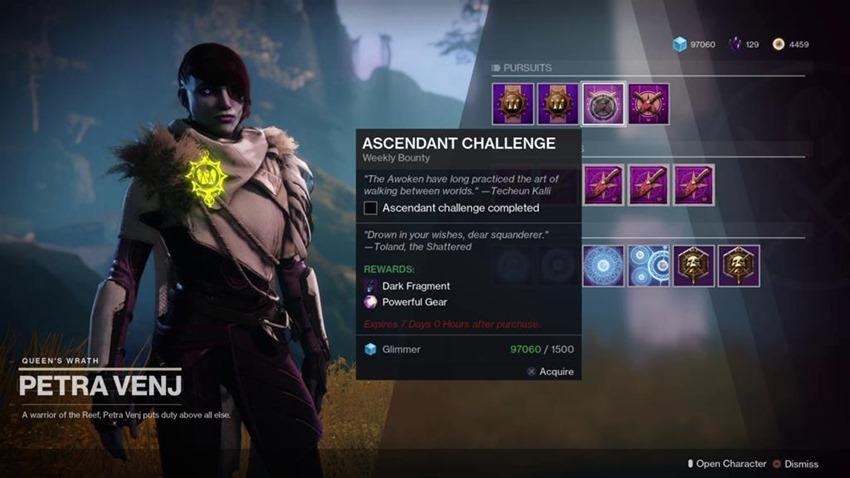 Ascendant Challenge week 5 (2)