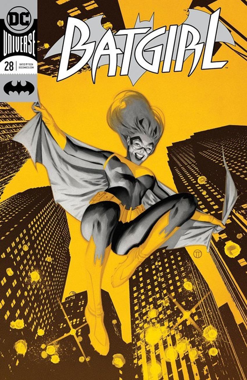 Batgirl #28