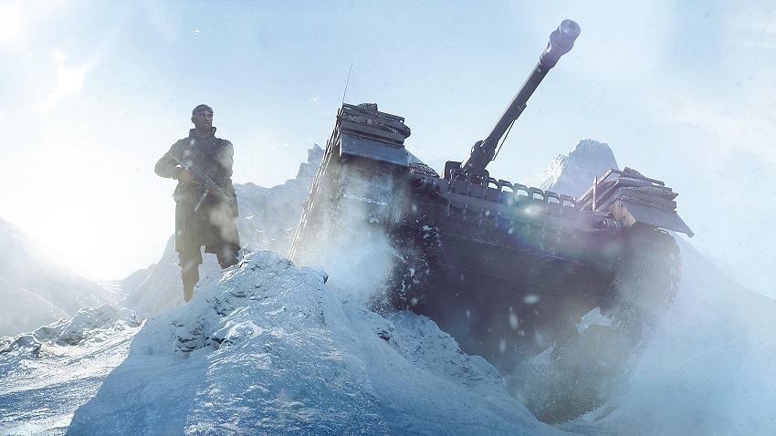 Battlefield V reveals single player campaign trailer