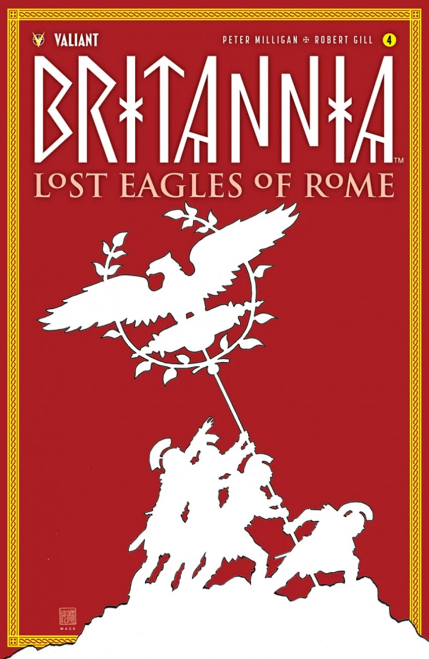 Britannia Lost Eagles of Rome #4
