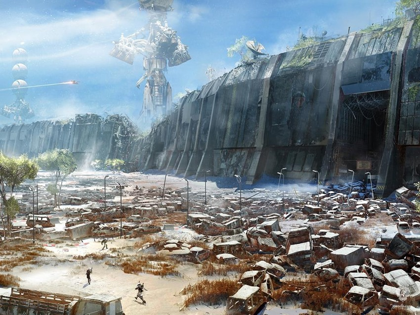 Destiny cosmodrome (1)