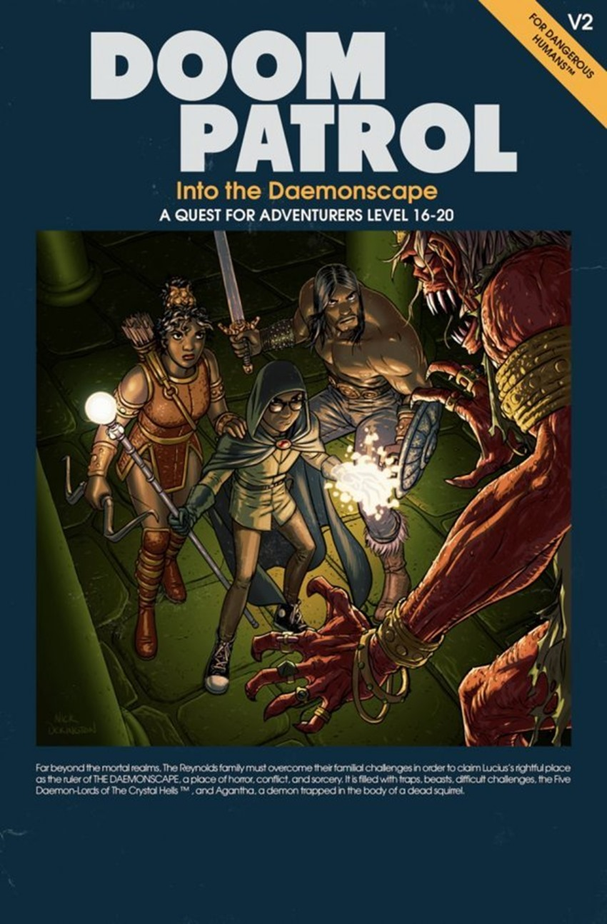 Doom Patrol #12