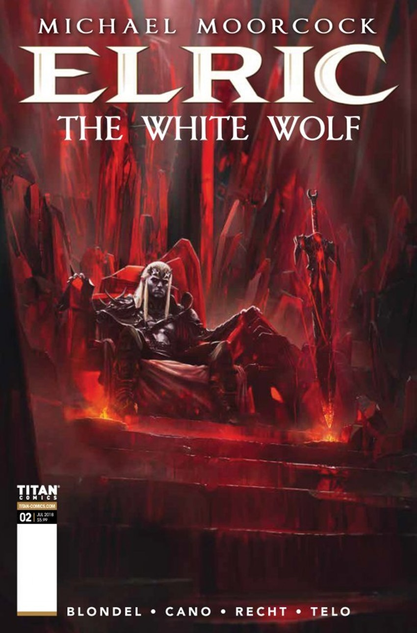 Elric The White Wolf #2