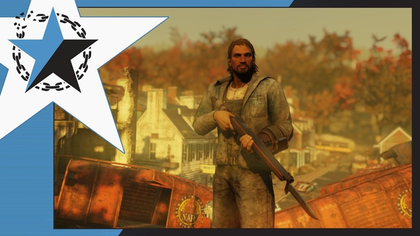 Here's a Look At Two New Factions In Fallout 76, As Well As