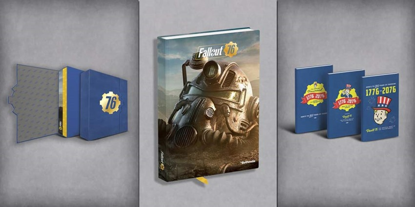 fallout 76 official platinum edition guide