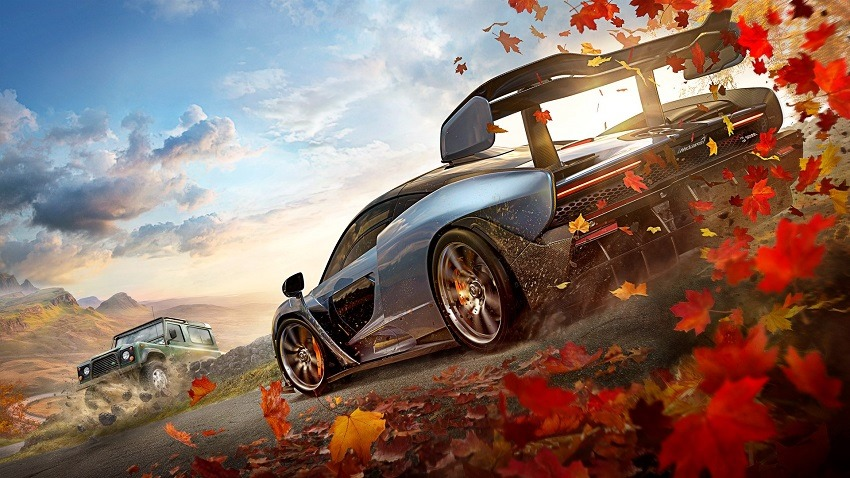 Forza Horizon 4 getting custom track support tomorrow