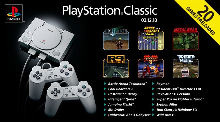 PS one Classic