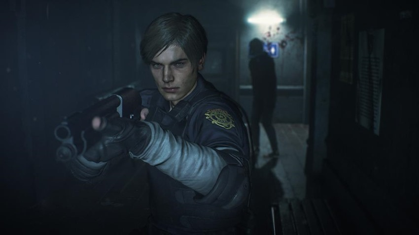 Resident Evil 2 Lickers (10)